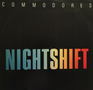 "Commodores - Nightshift (12"") (G/G)"